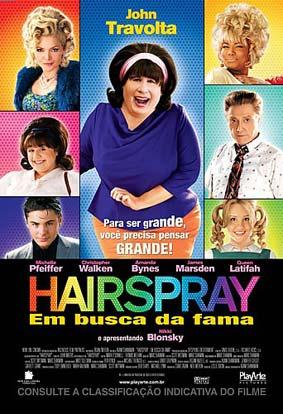 musicas do filme hairspray em busca da fama