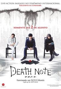 Delfos, Death Note, Iluminando um Novo Mundo, Cartaz