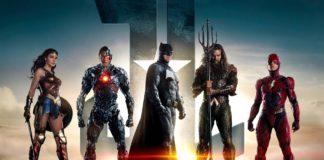 Delfos, Trailers Comic-Con, Liga da Justiça