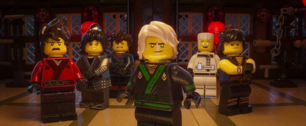 Lego Ninjago Movie Videogame