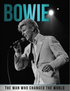 Delfos, David Bowie, Bowie: The Man Who Changed the World