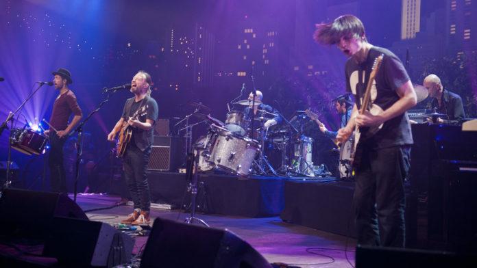 Delfos, Radiohead, Shows