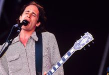 Delfos, Jeff Buckley