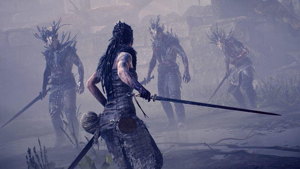 Hellblade, Delfos