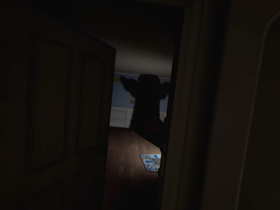 Paranormal Activity: The Lost Soul, Delfos