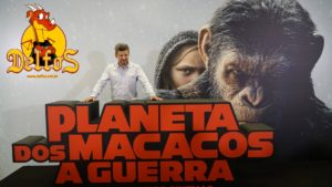 Delfos, Planeta dos Macacos: A Guerra, Andy Serkis