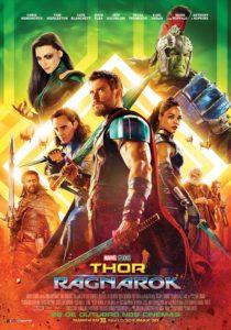 Delfos, Thor: Ragnarok, Cartaz