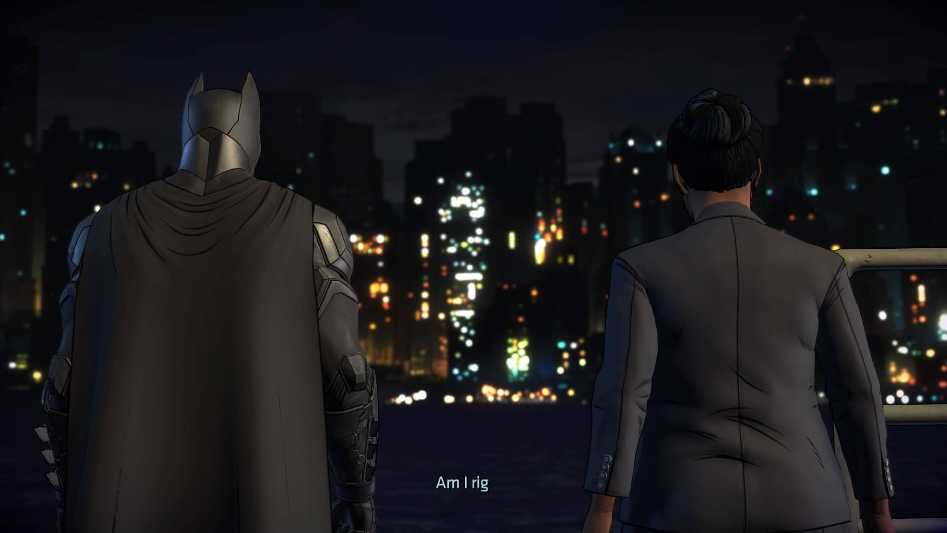 Batman: The Enemy Within, Delfos