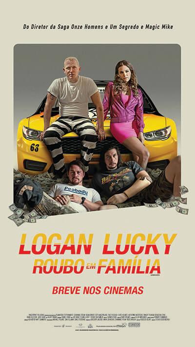 Logan Lucky, Delfos
