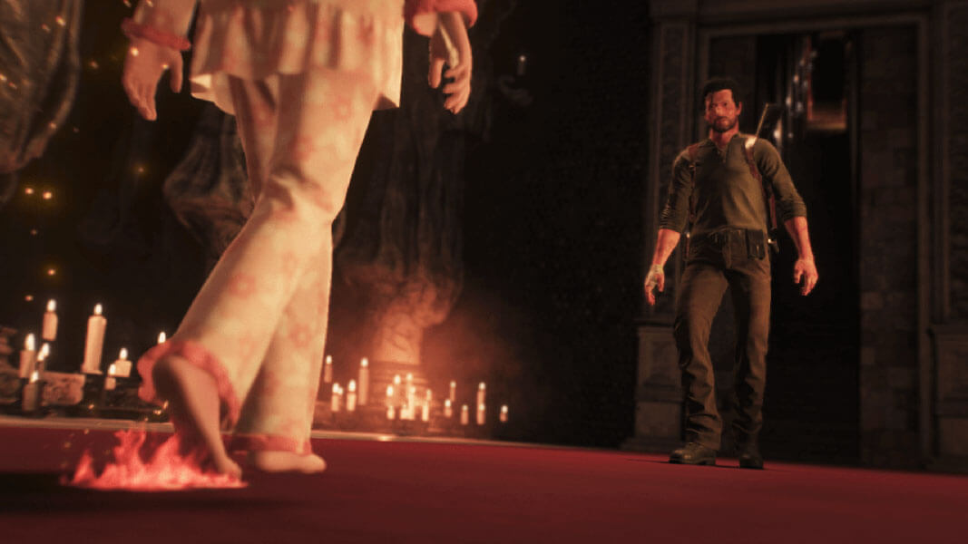 The Evil Within, Delfos