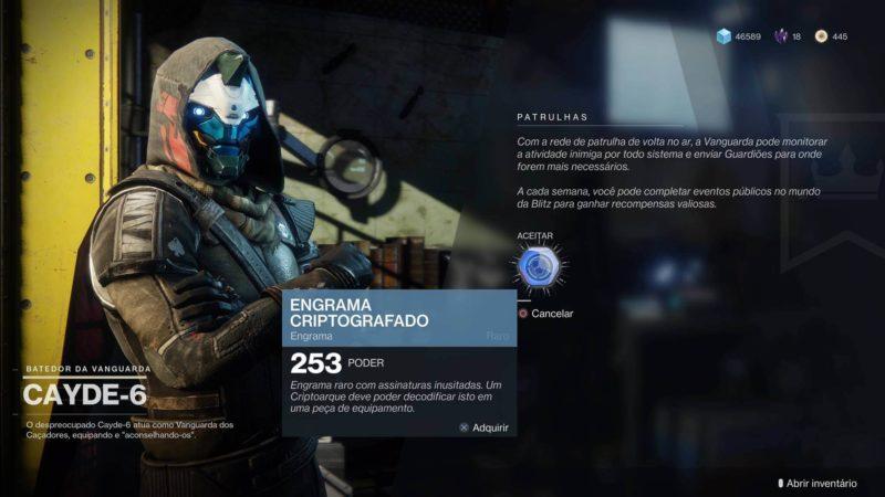 Destiny 2, Delfos