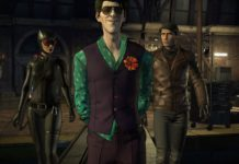 Batman, The Enemy Within, Telltale, Delfos