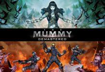 The Mummy Demastered, Delfos
