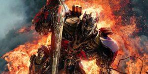 Delfos, Transformers: O Último Cavaleiro, Filmes de 2017