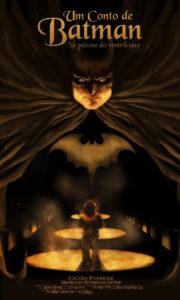 Delfos, Um Conto de Batman: Na Psicose do Ventríloquo, Cartaz