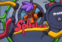 Splasher, Delfos