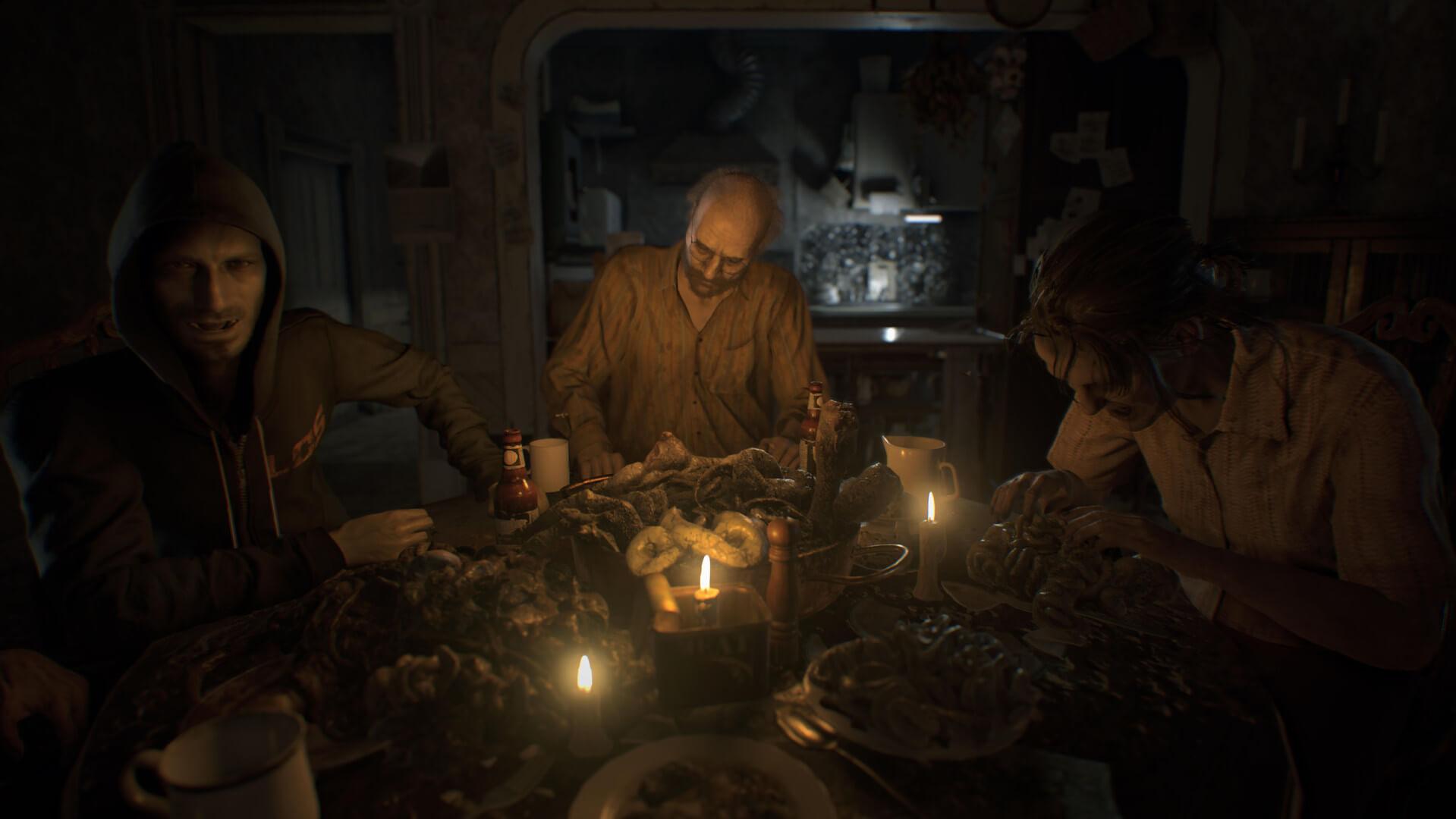 Resident Evil 7, Delfos