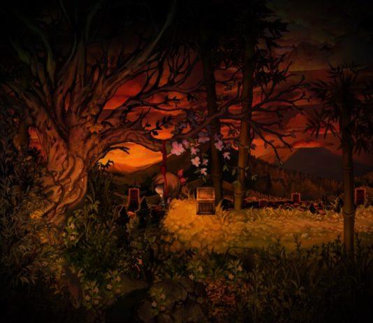Yomawari, Midnight Shadows, Delfos