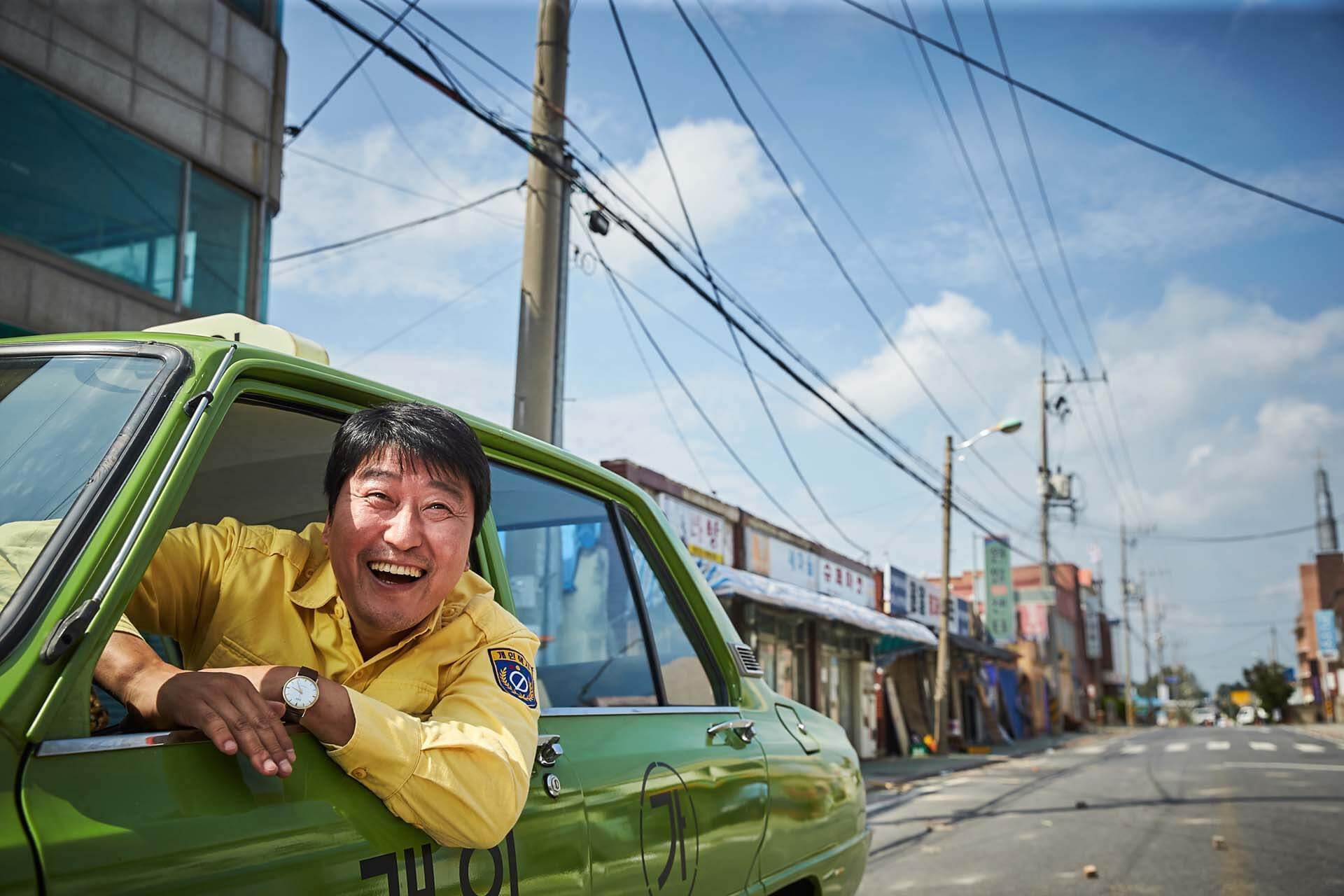 Delfos, O Motorista de Táxi