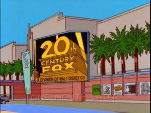 Delfos, Fox, Disney