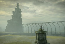 Shadow of the Colossus, Delfos