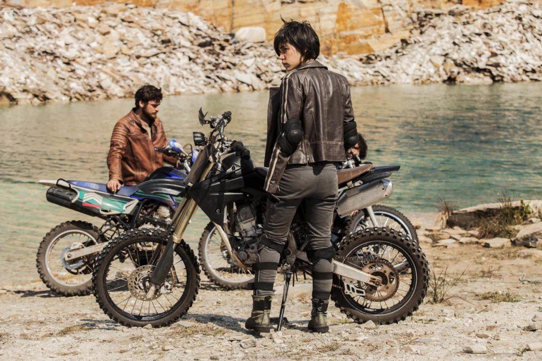 Delfos, Motorrad