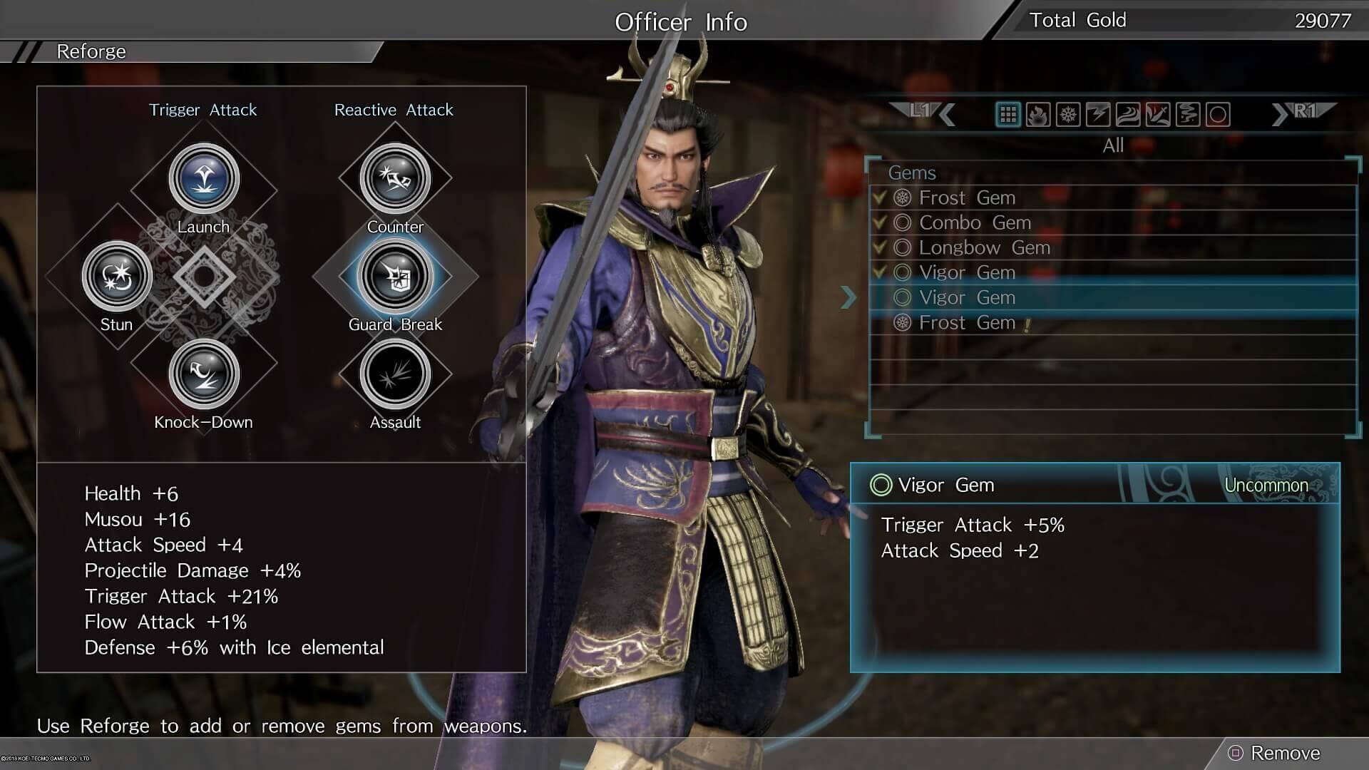 Dynasty Warriors 9, Delfos