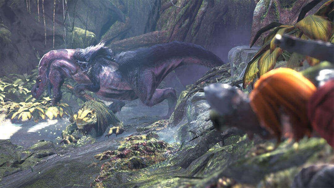 Monster Hunter World, Delfos