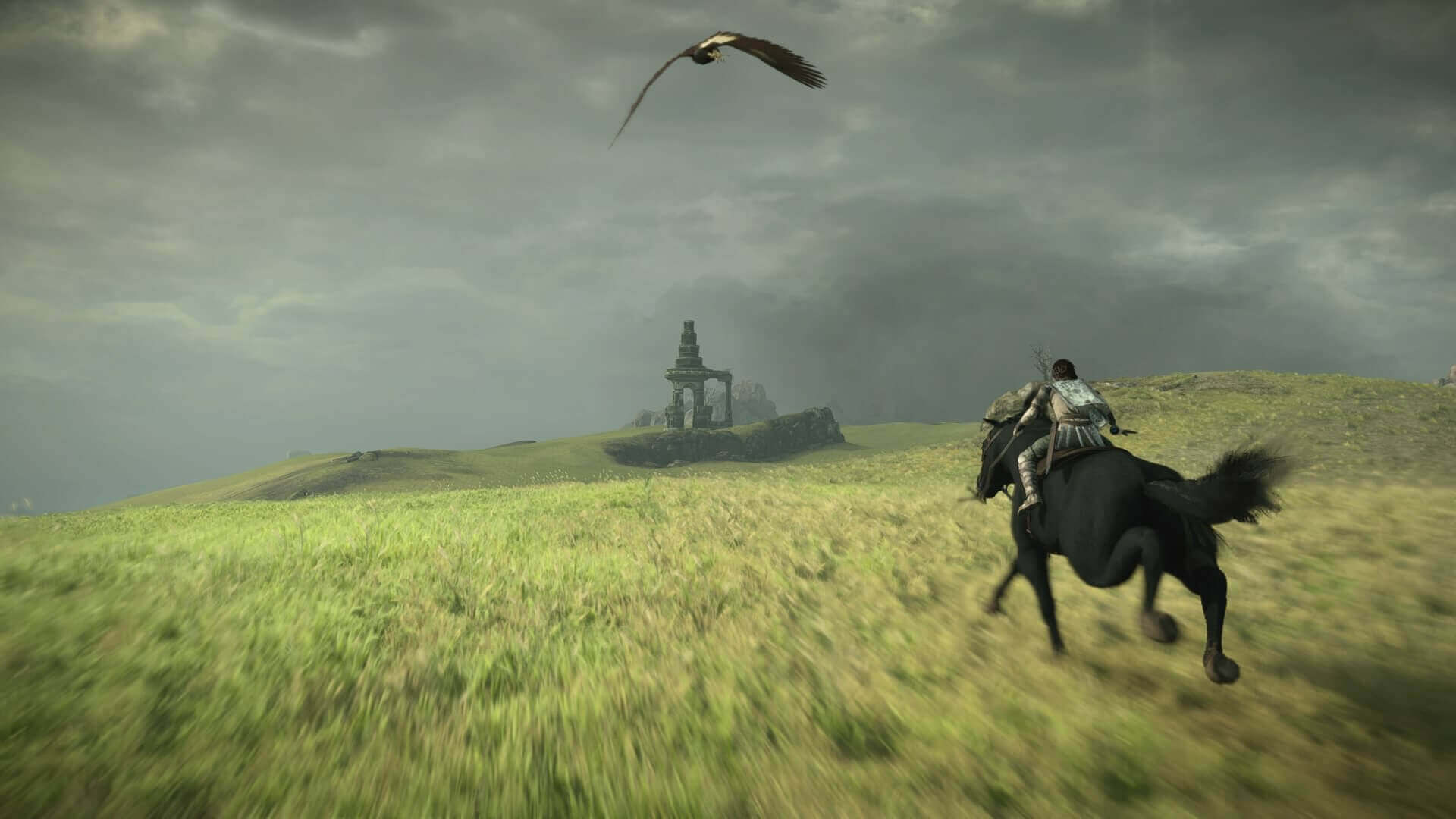 Shadow of the Colossus remake, Delfos