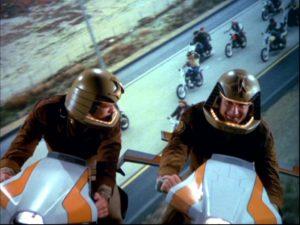 Delfos, Galactica 1980
