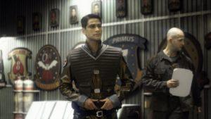 Delfos, Battlestar Galactica, Blood & Chrome