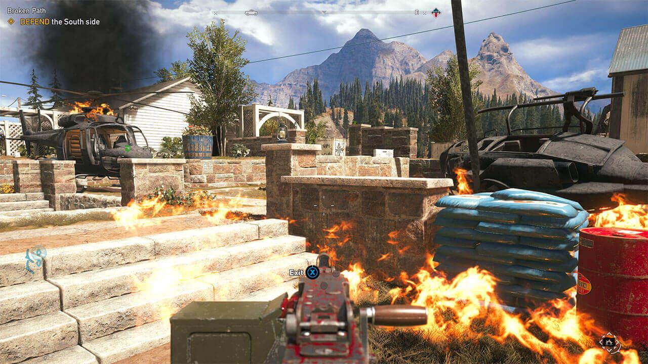 Far Cry 5, Delfos