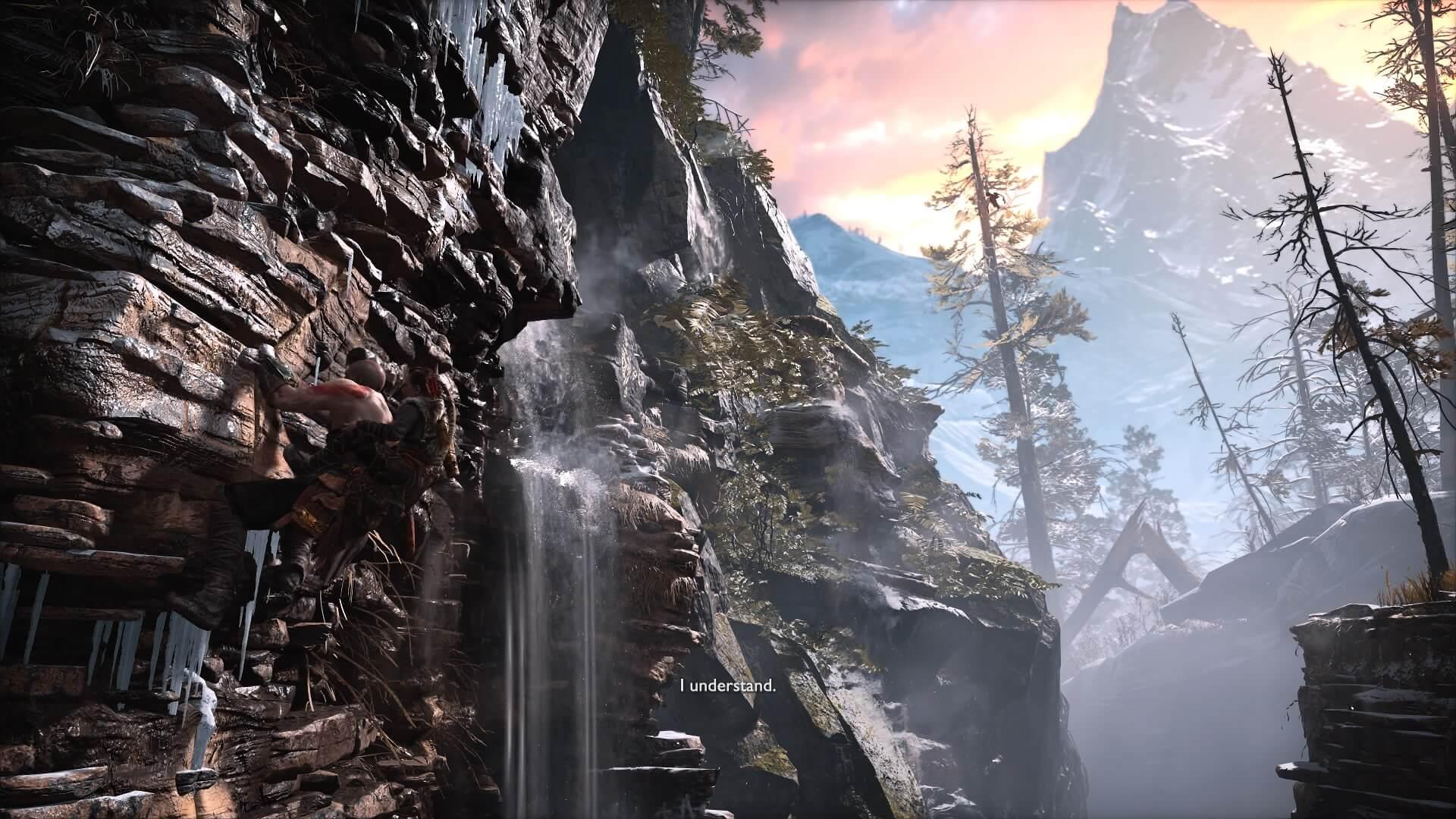 God of War de PS4, Delfos