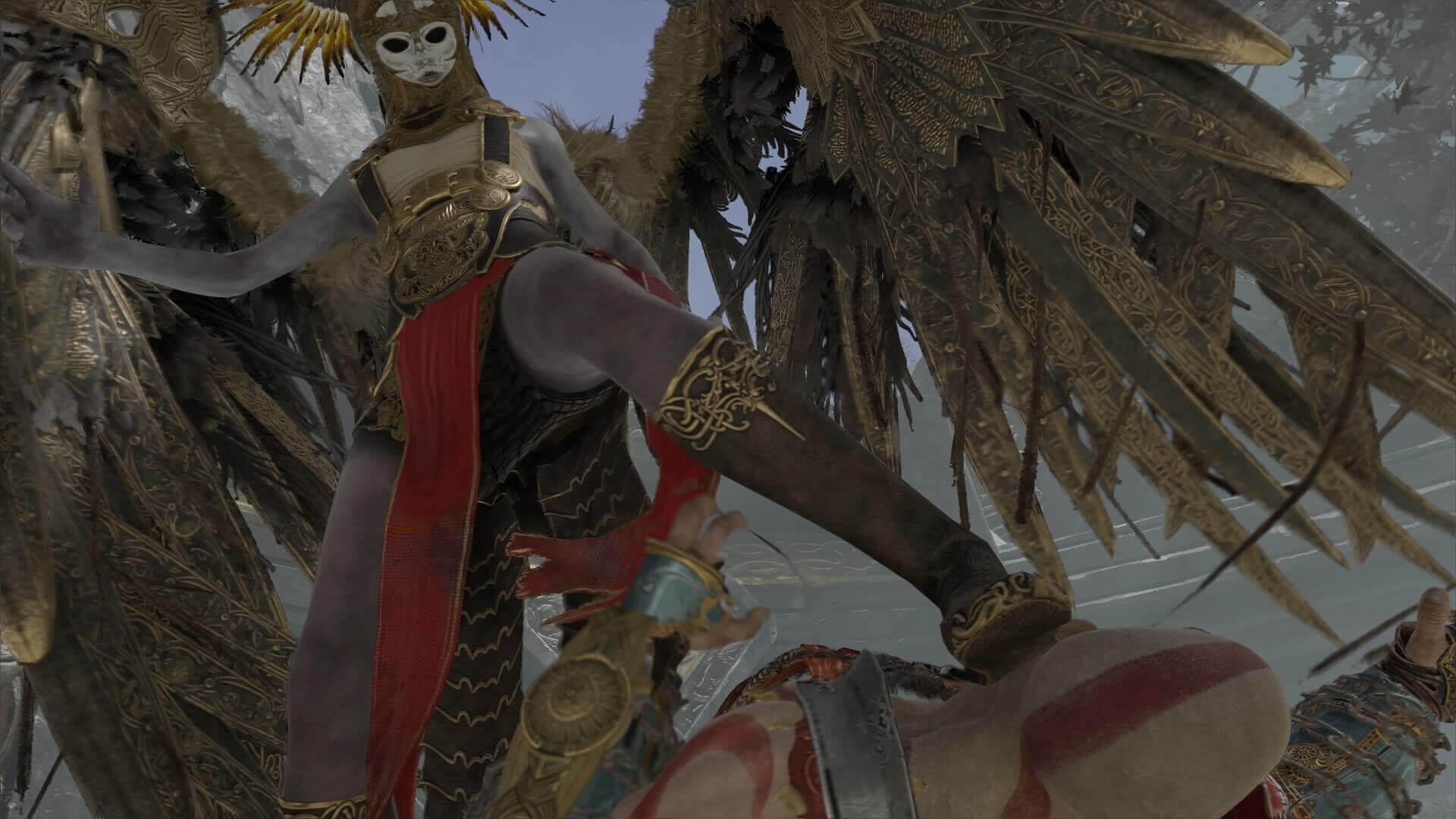 God of War, Delfos