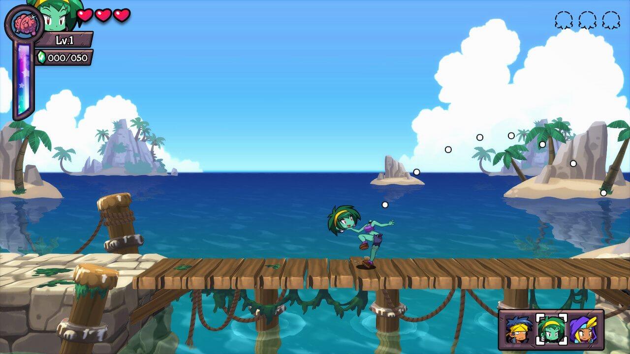 Shantae Half Genie Hero, Delfos