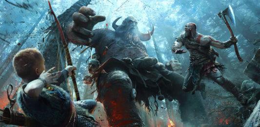 God of War 2018, Delfos