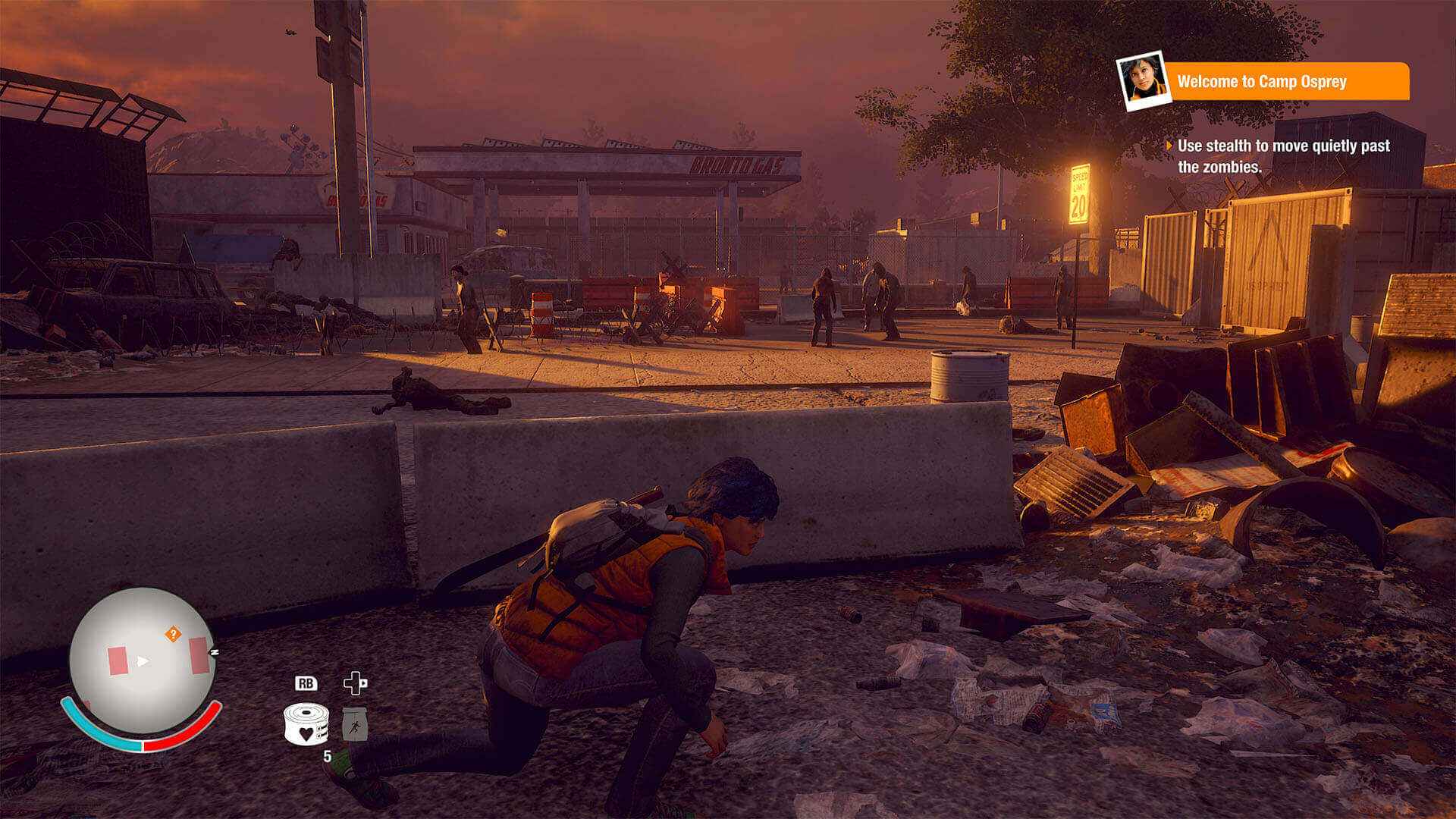 State of Decay 2, Delfos