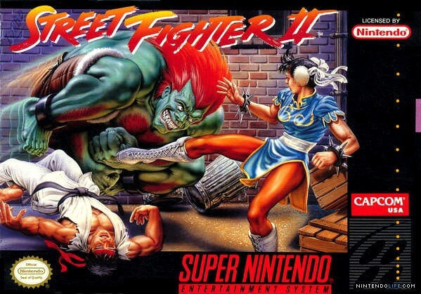 Street Fighter II, Delfos