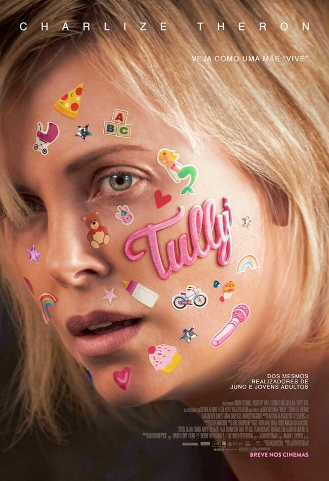 Tully, Charlize Theron, Delfos