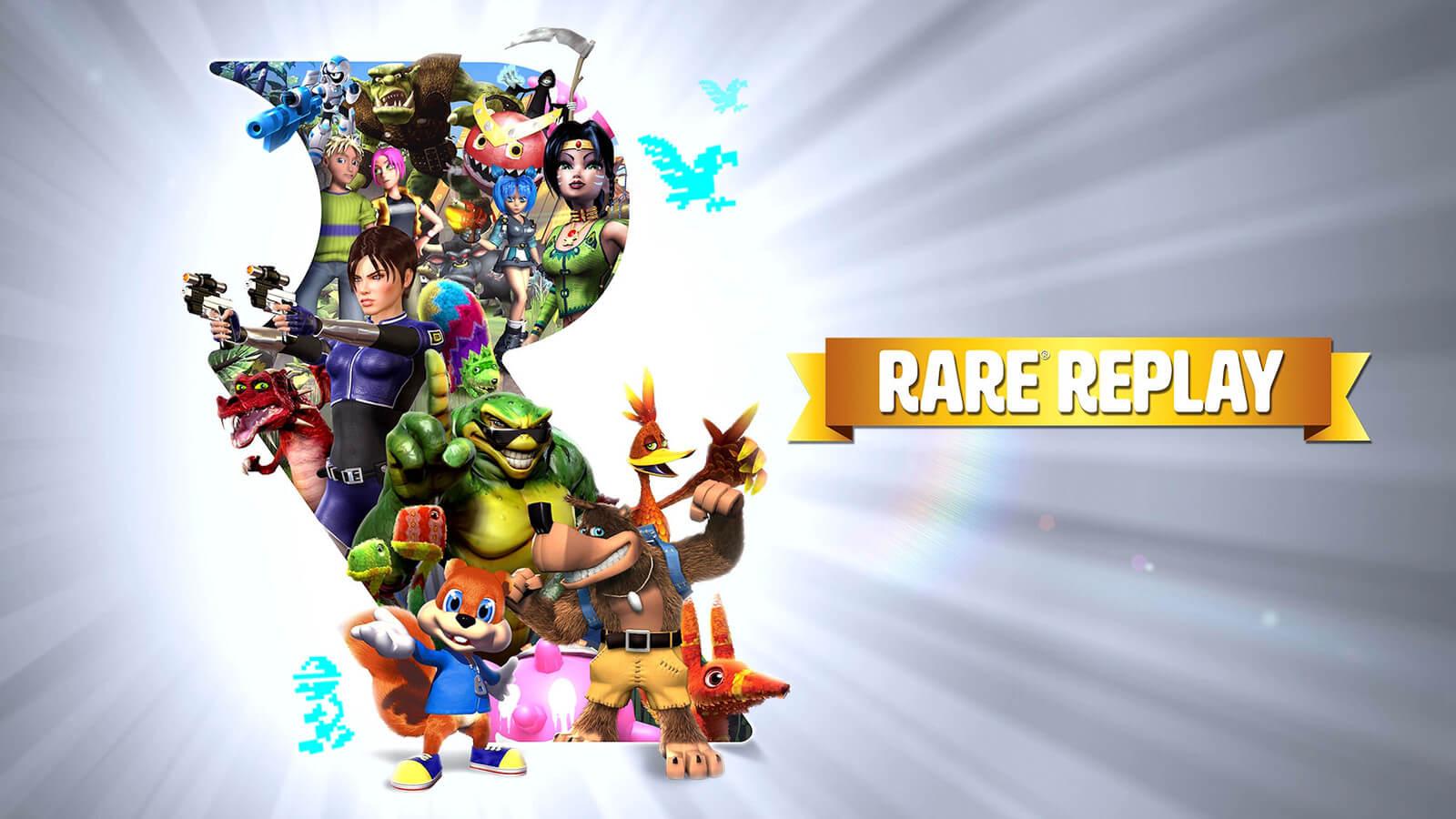 Xbox One brindes, Rare Replay, Delfos