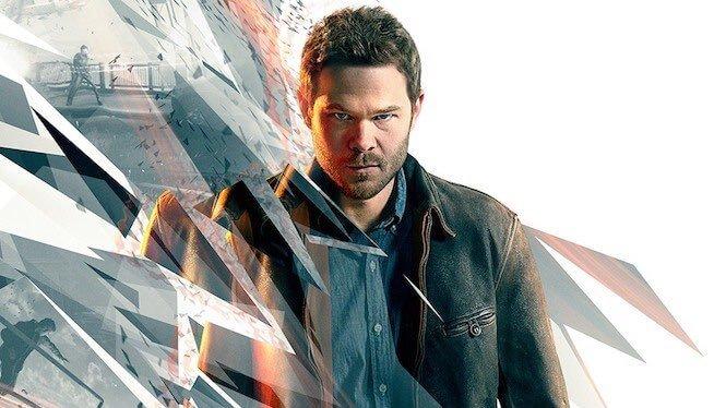 Xbox One brindes, Quantum Break, Delfos