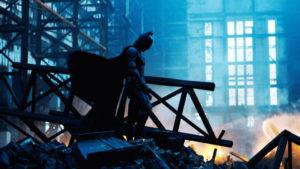 Delfos, Batman, O Cavaleiro das Trevas