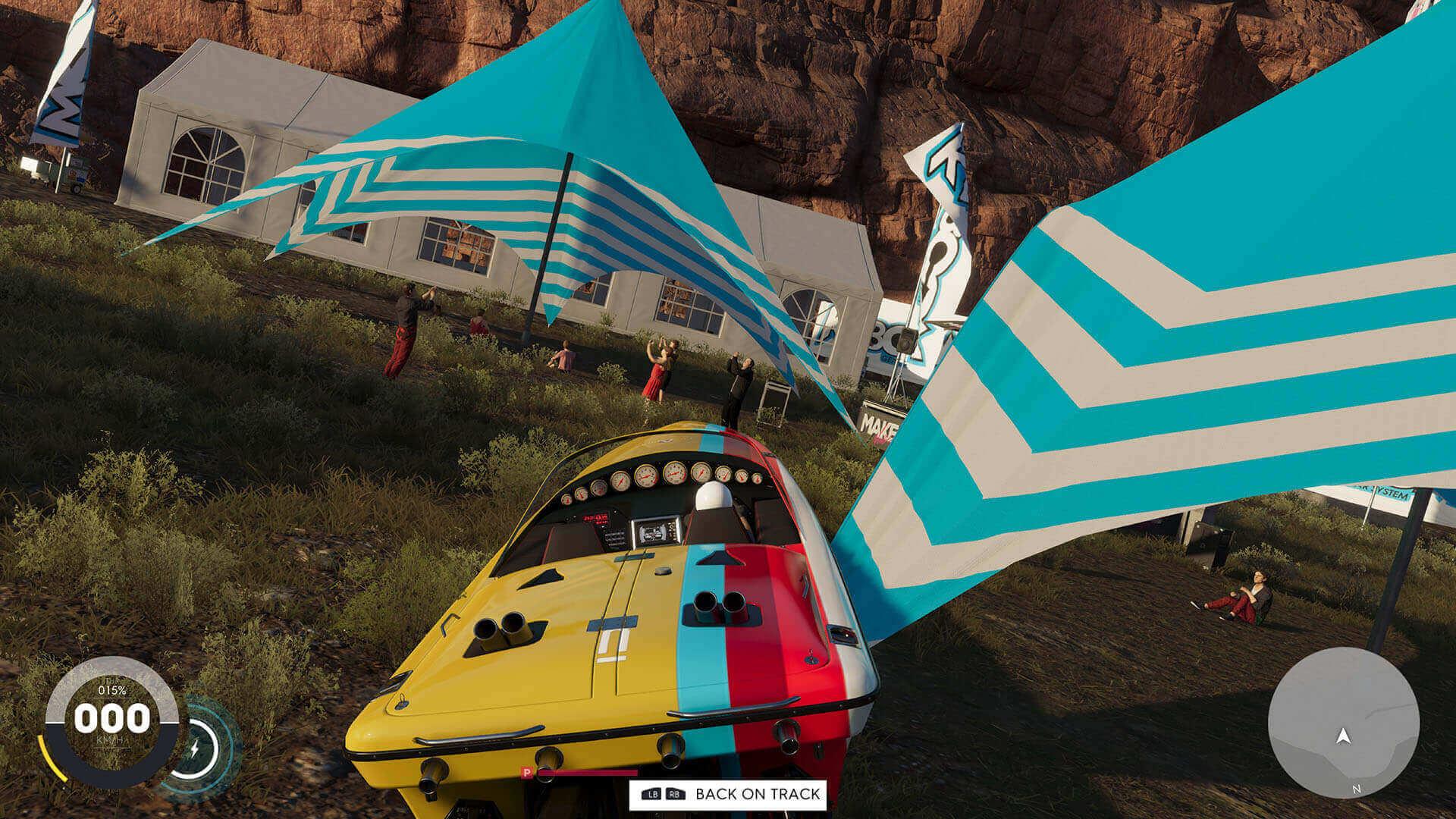 The Crew 2, Delfos, Ubisoft