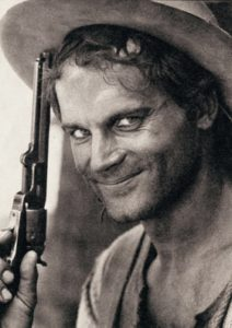 Delfos, Terence Hill