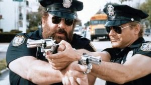 Delfos, Bud Spencer, Terence Hill