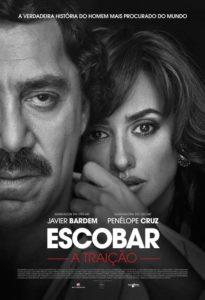 Delfos, Escobar - A Traição, Cartaz