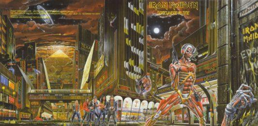 Iron Maiden, Somewhere in Time, Delfos