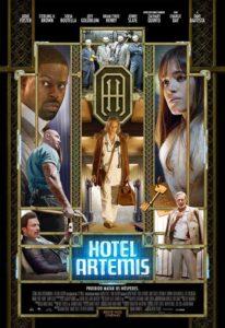 Delfos, Hotel Artemis, Cartaz