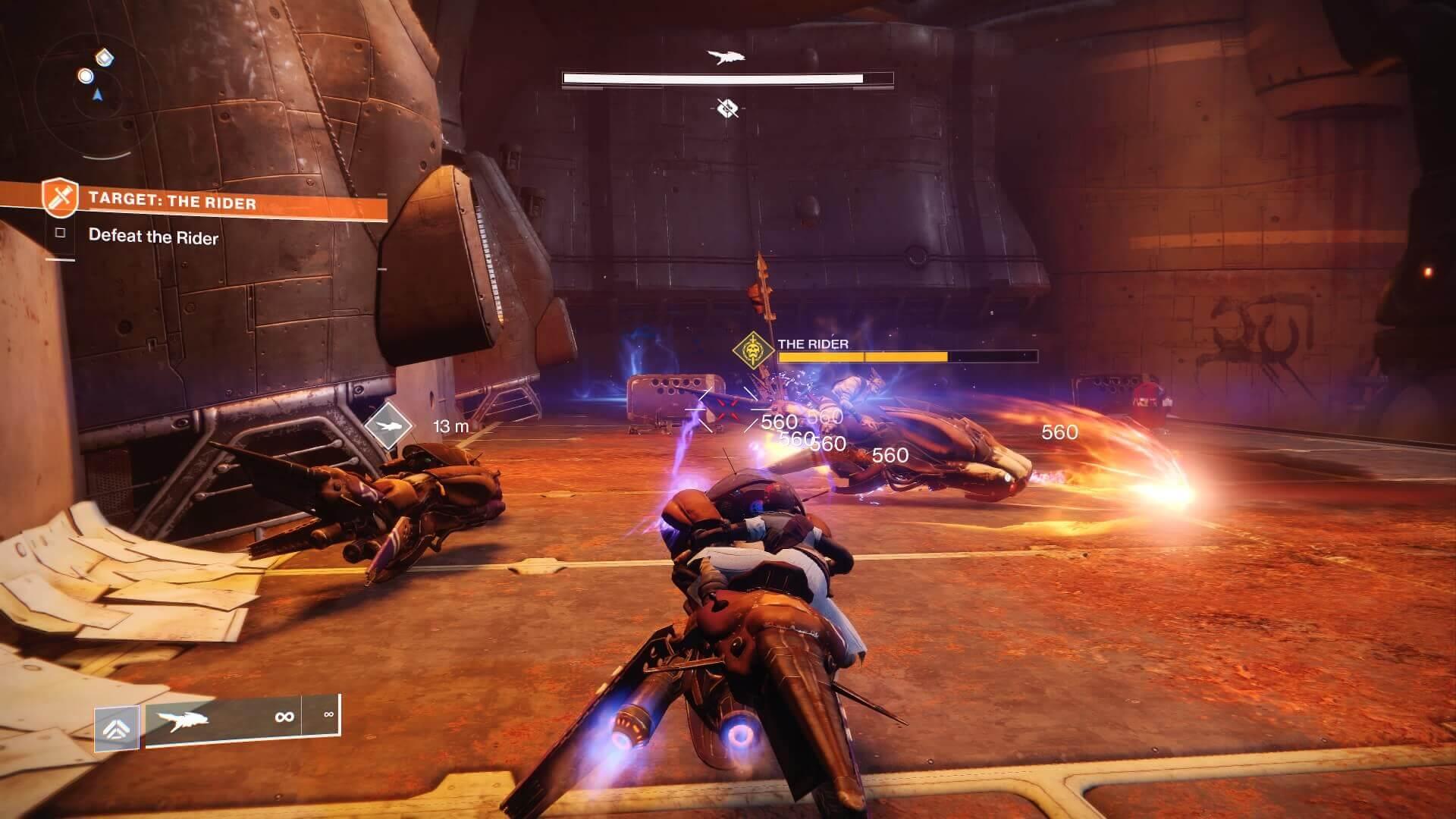 Destiny 2: Renegados, Destiny 2, Forsaken, Delfos