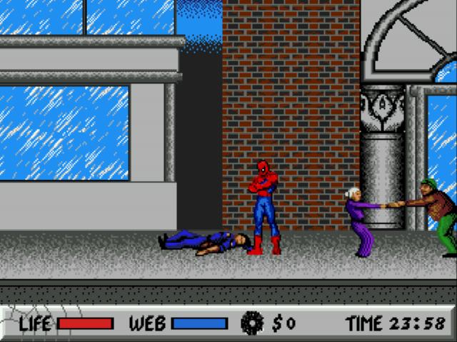 Spider-Man vs The Kingpin, Spider-Man, Homem-Aranha, Delfos